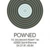 Logo : POWNED