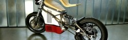 Expemotion e-raw : moto électrique