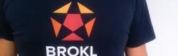 T-shirt BROKL