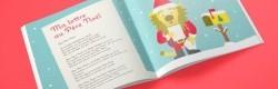 Pages intérieures du livre album My Little Vedette