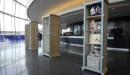 vitrines pour l'exposition franco/britannique 10 degrees