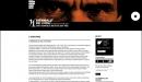 Biennale de Lyon | création des sites internet