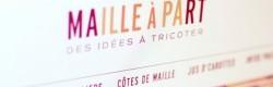 Site internet Maille à part