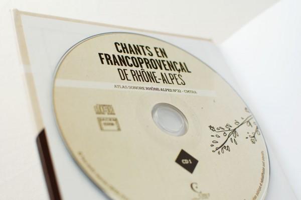 Atlas sonore, CD