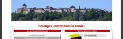 Refonte du site internet de l'Office de Tourisme de Pérouges