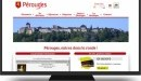 Refonte du site internet de l'Office de Tourisme de Pérouges (01)