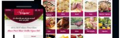 Création web application responsive viniguide