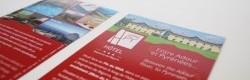 Brochure de l'hôtel