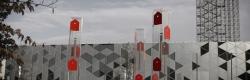 Installation permanente à la Cité du Design...